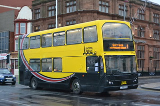 Blackpool Transport 356 L200BTS