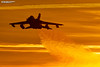 "Panavia Tornado GR-4 at RAF Marham sunset ""Explore"" #354 11-01-2018 (Nigel Blake, 16 MILLION views! Many thanks!) Tags: panavia tornado gr4 raf marham sunset nigelblake nigelblakephotography nigel aviation aviationphotography jet jests fighter military"