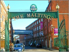 The Maltings ... (** Janets Photos **) Tags: uk hull architecture buildings offices citycentres history
