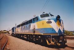 B76 T363 Warrnambool (tommyg1994) Tags: west coast railway wcr emd b t x a s n class vline warrnambool geelong b61 b65 t369 x41 s300 s311 s302 b76 a71 pcp bz acz bs brs excursion train australia victoria freight fa pco pcj