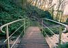 Little bridge (Valentin F) Tags: canon 10mm 7d mark ii reflex exterior exterieur nature pont bridge ain france sunset virage partiel rivière