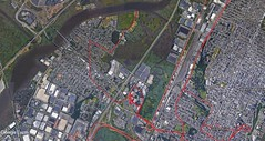 February 2018 My Tracks (Secaucus) (quiggyt4) Tags: aerials mytracks aerial gps gpstracking gpstrack gpstracks googlemaps map mapping visualization data nyc newyork newyorkcity wrentham massachusetts boston weehawken nj newjersey ashland framingham bellingham waltham newton hoboken rockaway jerseycity occupy ows occupywallstreet ronpaul trump donaldtrump bermuda caribbean hamilton stgeorges island jfk queens jamaica secaucus princeton airport
