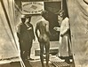Amrecian Red Cross Bath House at the front, WW-1 France 1918 NARA165-WW-267C-012 (SSAVE over 10 MILLION views THX) Tags: baths shower army 1918 naked men soldiers