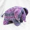 Elephant for Sofia (stitchling) Tags: knitty flotheelephant järbo vinga