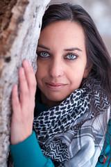 Los Ojos de Tamara. (Carlos Velayos) Tags: retrato portrait mujer woman chica girl ojos eyes luznatural daylight belleza beauty mirada look