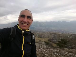 14/01/2018 - Monte Morrone (di Posta Fibreno, FR), 988 m, provincia di Frosinone, Lazio