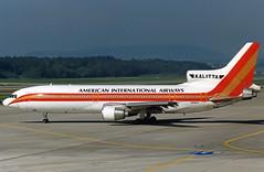 Kalitta Lockheed L-1011 N108CK (gooneybird29) Tags: flugzeug flughafen aircraft airport airplane airline zrh lockheed l1011 tristar kalitta n108ck americaninternationalairways