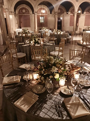 The Patio at Archmere Academy Pictures (jscottcatering) Tags: thepatioatarchmereacademy campliphotography portrait tablesettings centerpiece setup
