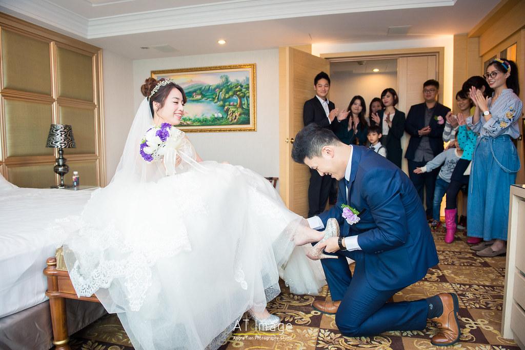 <婚攝> 淯清 & 浩鑫 / 台中兆品酒店