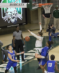 1003020 (jet45701) Tags: ohio university womens basketball vs buffalo 1172018 convo