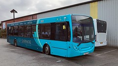 CX58 EVR (Martin's Online Photography) Tags: adl enviro enviro200 commercial transport passenger arriva manchester bus