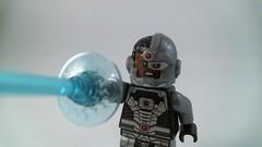 Cyborg's Blaster Arm