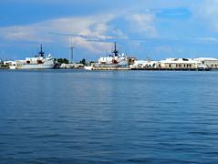 waterfront view in Key West (debreczeniemoke) Tags: usa unitedstates amerikaiegyesültállamok florida mexikóiöböl gulfofmexico keywest tenger sea víz water kék blue olympusem5