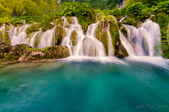 Cascades @ Croatia (Marcel Tuit | www.marceltuit.nl) Tags: 2015 7d canon eos june juni kroatie me marceltuit nationalpark plitvice vakantie bewegingsonscherpte blau blauw blue clear contactmarceltuitnl green groen helder hiking holiday kamperen langeslutiertijd longexposure motionblur narodnipark nationaalpark nature natuur outdoor reis reizen roadtrip rondreis travel travels vacation wandelen wasserfallen water waterfalls watervallen wwwmarceltuitnl croatia