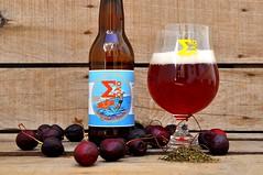 Μεσόγειος (solo.beer) Tags: crete greek cretan craft beer beers solo fruity cherry tea ipa