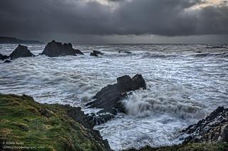 Storm Coast Hartland Point