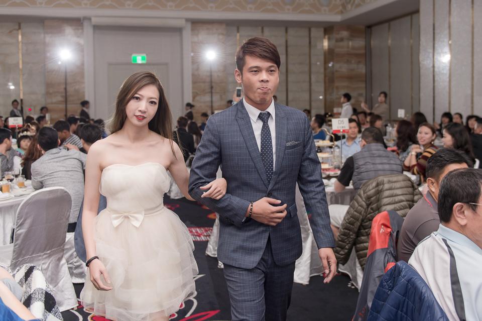 婚攝 高雄林皇宮 婚宴 時尚氣質新娘現身 S & R 116
