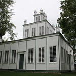 Sharon National Historic Site and Museum ~ Sharon Ontario ~ Canada -  Former Church thumbnail