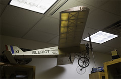 BLERIOT-56033-- (Terry Frederic) Tags: airplane canon5dmkiii lightroom69processed oregon photoshop portland terryfrederic topazadjust5processed topazdenoiseprocessed toymuseum toys usa