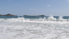2017-04-19_08-46-09 Orient Beach Waves (canavart) Tags: sxm stmartin stmaarten sintmaarten fwi orientbeach orientbay waves caribbean