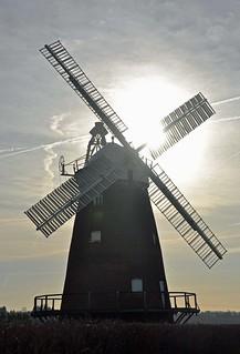 John Webb's Mill, Thaxted Jan30th 365/30