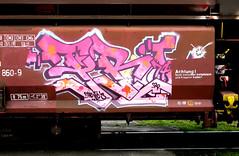 graffiti on freighttrains (wojofoto) Tags: freighttraingraffiti freighttrain fr8 cargotrain vrachttrein amsterdam nederland netherland holland graffiti streetart wojofoto wolfgangjosten ifc raps