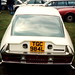 Classic Citroën rear - 1