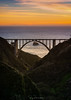Bixby Bridge Sunset (rajaramki) Tags: bixbybridge sunset highway1 pacificcoasthighway