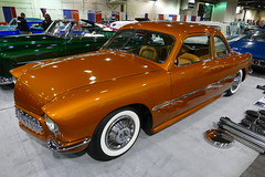 1950 Ford Custom (bballchico) Tags: 1950 ford coupe custom marvinlandon gnrs2018 carshow