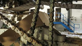 Abandoned Water Bottling Plant