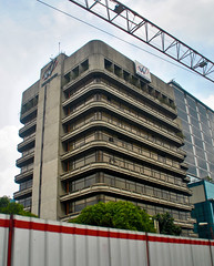 Kantor Pusat Waskita (That's not the way Debbigail depicted (using album) Tags: jakarta building gedung architecture arsitektur office kantor