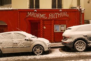 Rue des Martyrs - Paris (France)