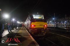 88001, Crewe (CS:BG Photography) Tags: drs wcml cre crewe westcoastmainline directrailservices class88 88001 revolution stadler ukdual theblueboysribblerouser railtour chartertrain