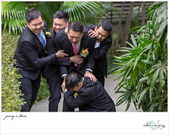 wedding - jenny n steve (kuicheung) Tags: wedding bigday marriage event snap people bride groom bridesmaids groomsmen love smile friends family happiness weddingphotography weddingphotojournalist weddinggown realwedding hongkong canon 婚禮攝影 婚紗 婚宴 新人 新娘 新郎 接新娘 玩新郎 大日子 出門 囍 龍鳳褂 龍鳳鈪
