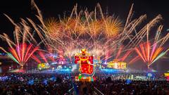 春到河畔2018 (BP Chua) Tags: fireworks show night riverhongbao 春到河畔2018 lanterns colours nikon d800e landscape people tourist singapore