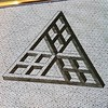 Impossible Triangle (tiago_hands) Tags: penrosetriangle impossibletriangle impossibleart rogerpenrose isometricdesign isometricart isometricdrawing isometric mathart mathematicsart mathematics geometry geometryart geometrydesign geometrydrawing geometrical