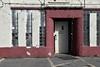 party central (Patinagal) Tags: relic decay glassblock peelingpaint facade deco stucco rust window door