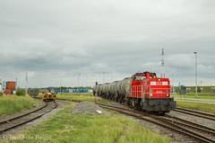 DBC 6503 Verb. Van Moer (TreinFoto België) Tags: 6503 dbcargo nl nederland van moer waaslandhaven adpo 60245 un2078