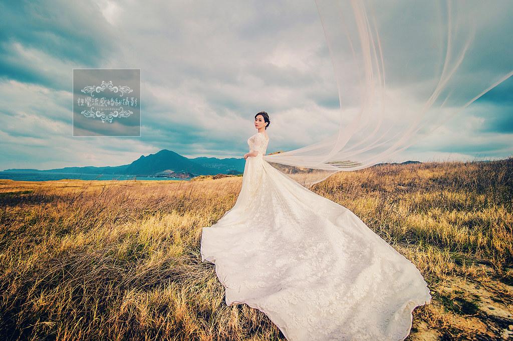 基隆婚紗,八斗子婚紗,潮境公園婚紗攝影,韓風,海景