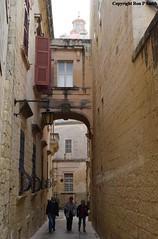 180218d350 (liverpolitan.) Tags: ancient city mdina malta archaeology
