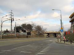 Tram line in Warsaw (transport131) Tags: infrastruktura infrastructure warszawa warsaw koło obozowa ulica street