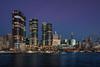 Barangaroo (Chris Hearne) Tags: darlingharbour sunset pyrmont ballarratpark architecture bluehour sydney skyscraper internationaltowers barangaroo newsouthwales australia au