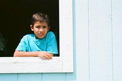 blue (DT278 Photography) Tags: ektar filmnotdead film 35mm minolta portraiture portrait people person kid child blue minoltacolors 50mm kodak