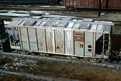 CB&Q Class HC-1C 182192 (Chuck Zeiler) Tags: cbq class hc1c 182192 burlington railroad covered hopper freight car cicero train chuckzeiler chz