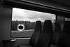 The eclipse fell in the woods (Lux Obscura) Tags: train windows portal eclipse anomaly acros fujifilm conceptual experimental scifi