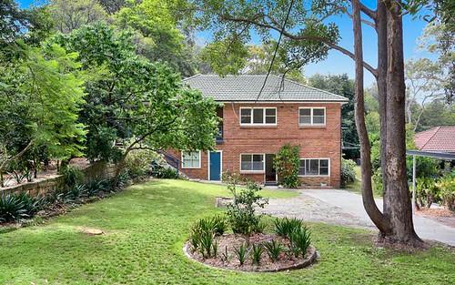 4 Panorama Rd, Lane Cove NSW 2066