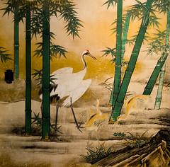 Crane (Francisco Anzola) Tags: abudhabi uae unitedarabemirates museum louvre louvreabudhabi painting art