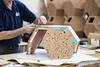 DRAISCI STUDIO (Zone Creations) Tags: perspex concret corck sculpture school