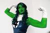 she hulk (marcosmallred) Tags: shehulk cosplay cosplayer cosplaygirl marvel comic comics