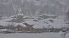 Le village sous la neige. (yves floret) Tags: savoie hautemaurienne bonneval village maisons église hiver